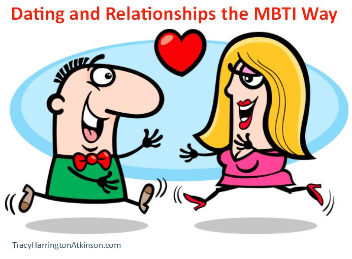 MBTI dating diagram